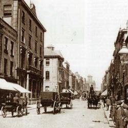 Fore Street, Devonport, c. 1890